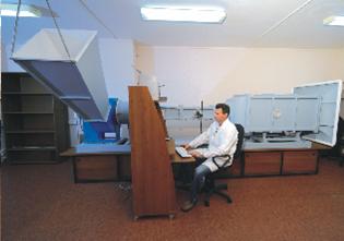 установка аэродинамическая измерительная ЭМС
