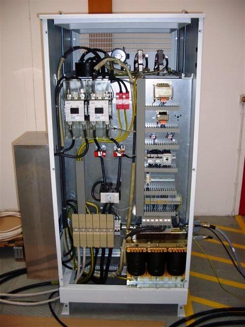 Мобильная установка для поверки трансформаторов напряжения 110-750 кВ ST300