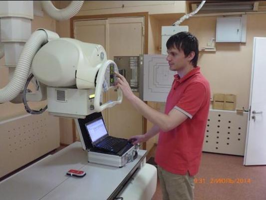 Испытания Аппаратов и комплексов медицинского назначения рентгенографических и рентгеноскопических 2.JPG