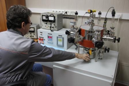 Установка вакуумметрическая эталонная 2-го разряда ВАТТ УВЭ-3