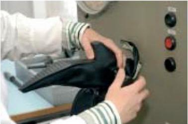 Испытания обуви